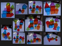 """Early-years based activities and invitations linked with castle play - from Rachel ("""",) 3d Shapes Activities, Rhyming Activities, History Activities, Knights And Castles Topic, Cubes, Fairy Tale Theme, Fairy Tales, Fairy Tale Activities, Castle Project"""