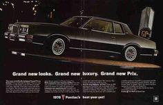 1978 Pontiac Grand Prix. Check out the wheels.