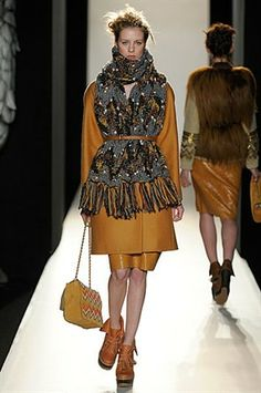 Mulberry / AW12 / London Fashion Week
