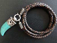 www.nikidesaintgall.ch Leather Jewelry, Pendants, Jewellery, Bracelets, Silver, Fashion, Schmuck, Moda, Jewels