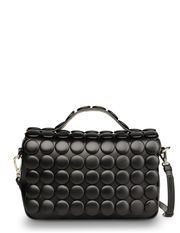 Moschino Online Store - Bags - Medium leather bag