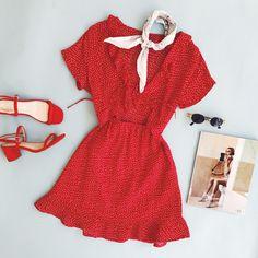 www.vergegirl.com #vergegirl #verge #girl Kpop Outfits, Chic Outfits, Spring Outfits, Fashion Outfits, Cute Fashion, Girl Fashion, Womens Fashion, Fashion Design, Sexy Dresses