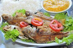 Festival do Peixe Pedra atrai milhares de visitantes para Ribamar, em especial o peixe pedra frito; prato típico da culinária  maranhense!!