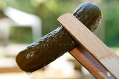 saure Gurke Marmalade, Sour Pickles, Cucumber Recipes, Pickles