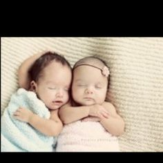 I want some twins someday:)