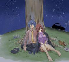 Fairy Tail Ships, Fairy Tail Nalu, Fairytail, Jerza, Erza Scarlet, Sakura Uchiha, Naruto And Sasuke, Natsu And Erza, Illustrations