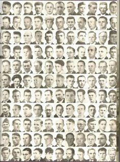 121 van de 659 weggevoerde mannen. Van deze 659 mannen kwamen er 552 om het leven.