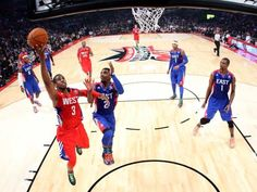 2013 NBA All-Star Game - Full Highlights