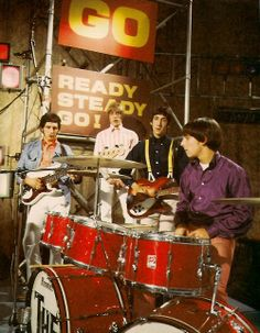 """The Who on Ready, Steady, Go!  """"The Who""""  Keith Moon Roger Daultry Pete Townsend John Entwhistle  #thewho #keithmoon #petetownsend @indiefilmacdmy   The Who Links: http://thewho.com/ http://en.wikipedia.org/wiki/The_Who"""