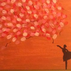 give me a red balloon with a long black string...