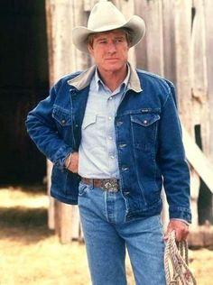 ROBERT REDFORD - THE HORSE WHISPERER, 1998 ...best movie ever! Especially the dance scene!