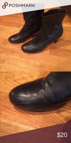 Naturalizer black boot Very comfortable! Naturalizer Shoes Ankle Boots & Booties