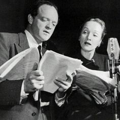 """30 Likes, 2 Comments - The """"IN"""" Show with Gus Summers (@theinshow) on Instagram: """"Classic Radio: #VanHeflin & #MarleneDietrich ~~~~~~~~~~~~~ @KILAfm @theINshow #theINshow #KILAfm…"""""""