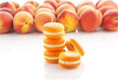 Beautiful ShopSucre Summer Peach Macaron