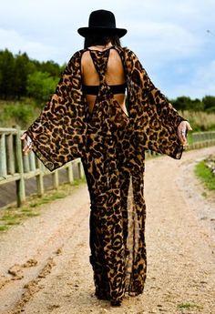 Vintage Leopard.
