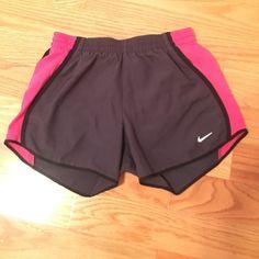 Nike Dri-Fit shorts. Like brand new Nike Dri-Fit shorts. Like brand new. Just a little snug on me ;) Nike Shorts
