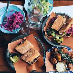 Animals Food and Drink for great sandwiches // Refinery 29s' Cheap Restaurants, Hidden NYC Eateries // East Village, NYC