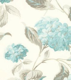 Hydrangea Curtains Laura Ashley for the guest room