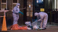 London police investigate suspected acid attacks #World #iNewsPhoto
