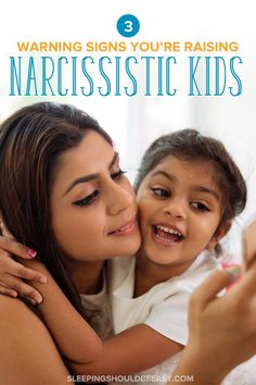 Learn the warning signs of raising narcissistic children as well as tips on how to avoid a self-centric generation.