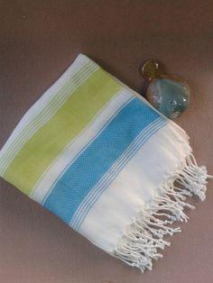 Stripes Pestemal, Bamboo Pestemal, Bath Towel, Beach Towel, Yoga Towel, Peshtemal, Turkish Peshtemal, Spa Towel, Bamboo Scarf,Pestemal Scarf