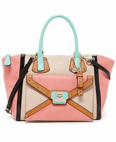 GUESS Chleo Uptown Satchel