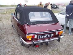 MUST R16 : Club alsacien de Renault 16 Renault Nissan, E30, Concept Cars, Cars And Motorcycles, Techno, Classic Cars, Vans, Frogs, Vehicles