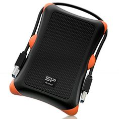Introducing Silicon Power 2TB Rugged Armor A30 Shockproof Standard 25Inch USB 30 Military Grade Portable External Hard DriveBlack SP020TBPHDA30S3K. Great product and follow us for more updates!