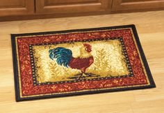 Brighten up your living space, kitchen or foyer with our huge assortment of floor rugs and floor mats for the home that come in all shapes, sizes and colors. Collections Etc, Chickens And Roosters, Farm Yard, Rooms Home Decor, Traditional Decor, Eclectic Decor, Floor Rugs, Rug Runner, Modern Interior