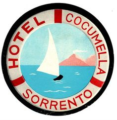 Hotel Cocumella ~ Sorrentp ~ Italy