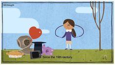 Valentine's Day - Google Doodle 2012