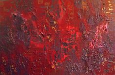 Painting Red Paintings, Red, Paint, Painting Art, Painting, Drawings, Pictures, Illustrations