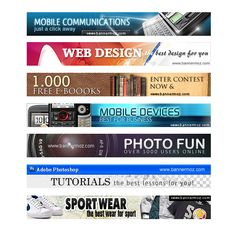 Best Free Professional Banners