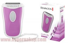 Remington WSF4810 Smooth & Silky Epilator Smooth, Personal Care, Beauty, Self Care, Personal Hygiene, Beauty Illustration