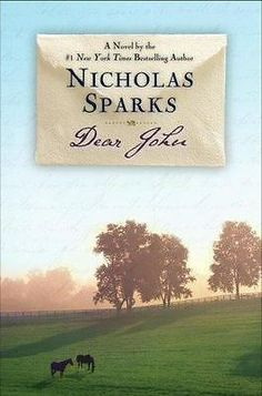 Dear John Nicholas Sparks, Nicholas Sparks Books, I Love Books, Great Books, Books To Read, My Books, Book Club Books, Book Lists, The Book