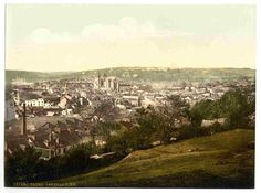 latest addition Truro, general view, Cornwall, England