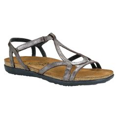 d7b2d84ba1b Gold or silver sandals add a bit of sparkle but also make you look a little  taller by elongating your legs. dorith in silver threads
