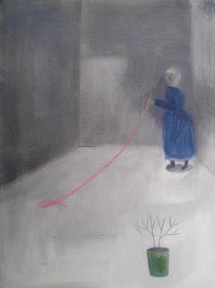 red string - laura ferrara