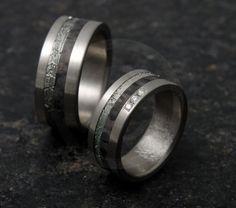 alliances de mariage en titane - cbijoux- création de bijoux contemporains…