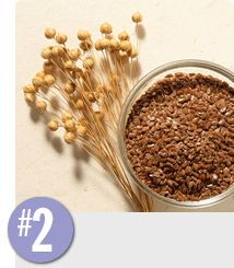 Why flax seed is so good for you and how you can add it to foods. Plus recipes!