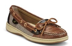 Sperrys!!! Bought these for school last year... they were matching with my bff.....LOVE!!