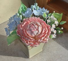 #craft ideas flower