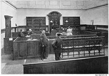 Criminal Law, The Past, Street, Walkway