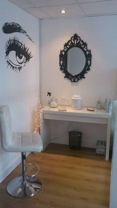 a brow and lash bar ( and facial waxing) would be good if there isn't enough space for body treatments