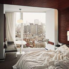 The Standard Hotel // New York
