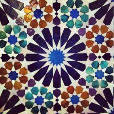 perfect geometry pattern