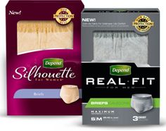 FREE Depends Undergarments Sample Pack http://sendmesamples.com/free-depends-undergarments-sample-pack-2/
