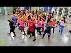 Übungen zum Abnehmen tanzen Zumba Patrick
