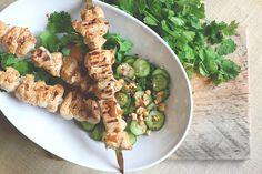 Thai Chicken Skewers | Lepp Farm Market