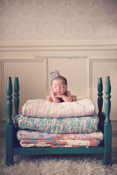 Princess and the pea!!!